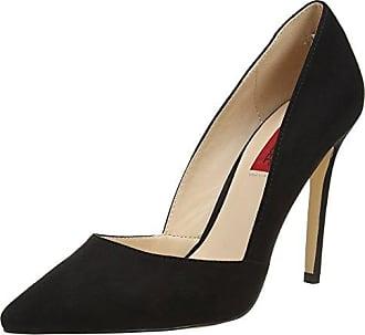 London Rebel Holly - Zapatos Mujer, Gris (Grey), 6 UK 39 EU