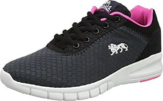 Capella, Chaussures de Fitness Femme, Noir (Black/Pink), 39 EULonsdale