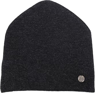 logo plaque beanie - Black Lost And Found Rooms