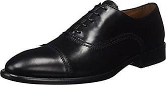 Lottusse L6724 Zapatos de Cordones Brogue, Hombre, Negro (Jocker P. Negro), 43.5 EU (9.5 UK)