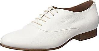 Lottusse S9572, Zapatos de Cordones Oxford para Mujer, Rosa (Velour Denim), 40 EU