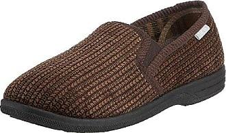 Lotus Headley, Zapatillas de Estar por Casa para Hombre, Marrn (Brown Brn), 42 EU