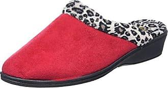 Airelle, Zapatillas de Estar por Casa para Mujer, Rojo (Red Red), 40 EU Lotus