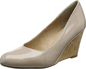 CAFèNOIR Decolleté - zapatos de tacón cerrados de piel mujer, color multicolor, talla 40