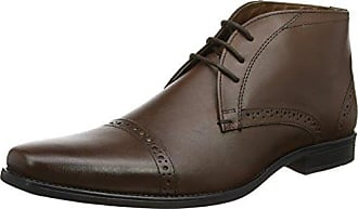 Lotus Henderson, Zapatos de Cordones Oxford para Hombre, Marrn (Brown), 45 EU