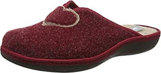 Lotus Prue, Zapatillas de Estar Por Casa para Mujer, Red (Cranberry), 38 EU