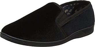Lotus Denford, Zapatos de Cordones Brogue para Hombre, Negro (Black Leather BLK LTH), 42 EU