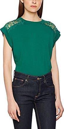 Louche Marigold-Stripe, Camiseta para Mujer, Azul (Navy 001), 44