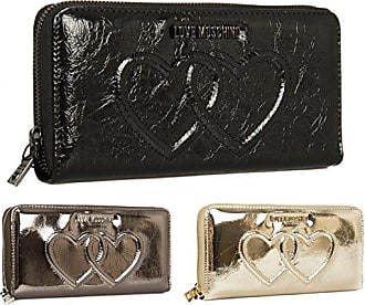 wallet article JC5559PP04KL WALLET METAL PU Love Moschino