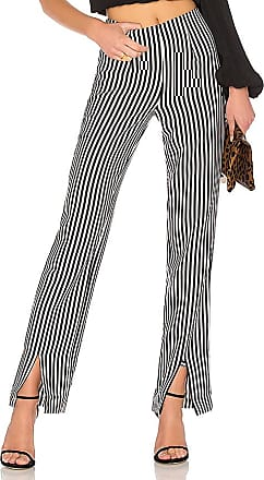 London Striped Pant in Black & White. - size M (also in S,XS) Lovers + Friends