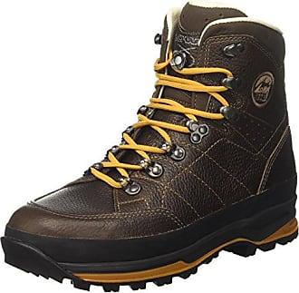 Zapatos grises Lowa Trekker para hombre