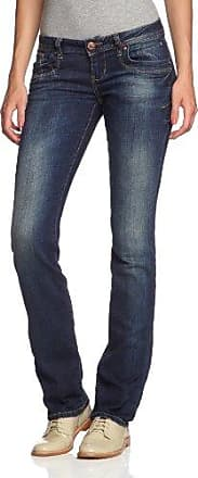 Damen Jeans Valentine Straight Fit braun Mambo Wash LTB Jeans