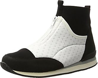 Icepeak Julia, Chaussons Montants Femme, Blanc (Optic White), 40 EUIcepeak