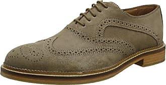 Lumberjack - Zapatos de cordones de ante para hombre azul Size: 43