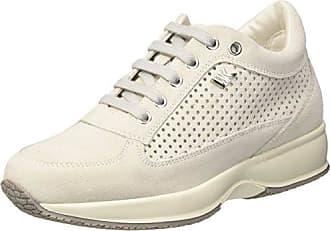 Lumberjack Raul, Sneakers Basses Femme - Gris - Grigio (DK Grey), 39 EU