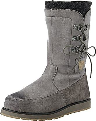 Janni - Botas Mujer, Color Gris, Talla 37 EU LUTHA