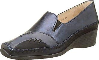 FLC404 - Mocasines para mujer, color Blue, talla 36 Goodyear