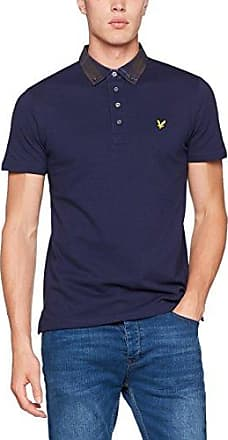 Mini Square Dot, Polo para Hombre, Multicolor (Navy Z99), X-Large Lyle & Scott
