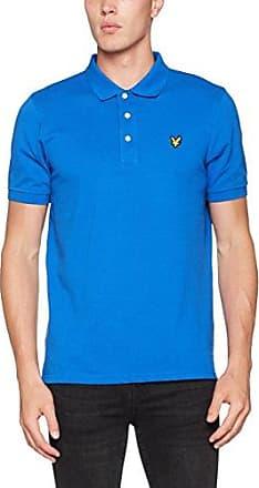 Shirt, Polo Homme, Bleu (Lake Blue Y22), SLyle & Scott