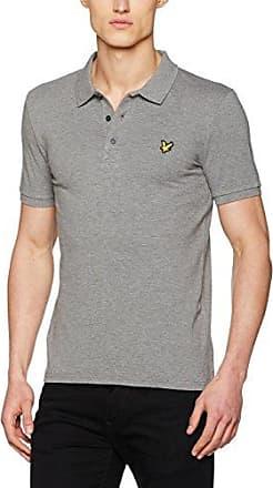 Soft Touch Shirt, Polo Homme, Gris (Urban Grey), MLyle & Scott