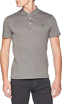 Soft Touch Shirt, Polo para Hombre, Gris (Urban Grey), X-Large (Tamaño Fabricante:X-Large) Lyle & Scott