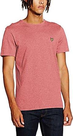 Lyle & Scott PLAIN - Camiseta básica - tomato red