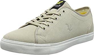 Alford Leather, Sneaker a Collo Basso Uomo, Marrone (Cognac Z63), 40 EU Lyle & Scott