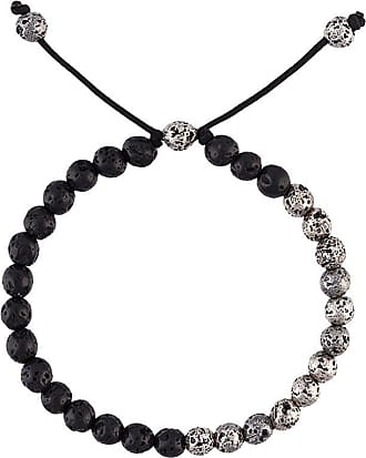 Fefē stone bracelet - Black