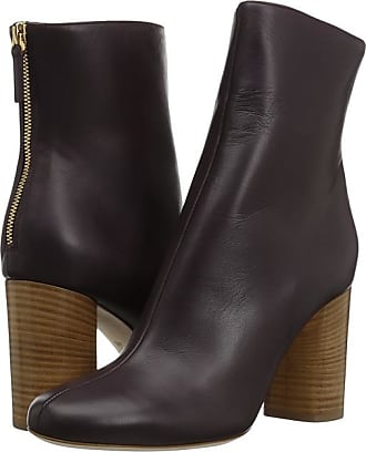 M Missoni Woman Metallic Textured-leather Ankle Boots Size 37