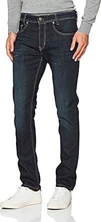 Jogn Jeans, Vaqueros Slim para Hombre, Gris (Grey Buffy H825), 35W x 34L MAC