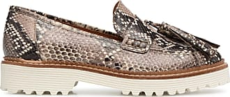 Busy Girl Chaussures Lacets 2 - Mocassins Voor Dames / Beige Made By Sarenza