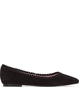 Total Motion Adelyn Ballet, Ballerines Femme - Noir - Noir, 39Rockport