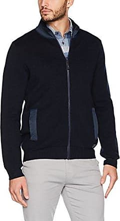 533301, Blouson Homme, Bleu (Navy), Large (Taille du Fabricant: 52)Maerz
