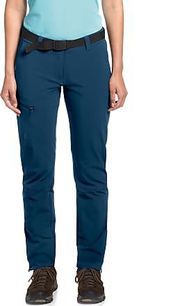 Funktionshose »Inara slim zip«, aus bi-elastischem Material, blau, Normalgrößen, aquablau Maier Sports