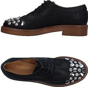 Brogue Shoes On Sale, Silver, Leather, 2017, 5.5 9.5 Maison Martin Margiela