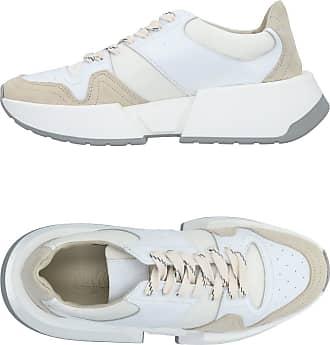 Sneakers for Women On Sale, Silver, Neoprene, 2017, US 7.5 (EU 37.5) Maison Martin Margiela