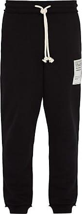 Sweatpants On Sale, Black, Cotton, 2017, L M S XL Maison Martin Margiela