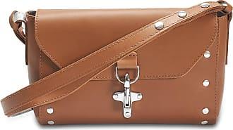 Tool Bag in Camel Plain Leather Maison Martin Margiela