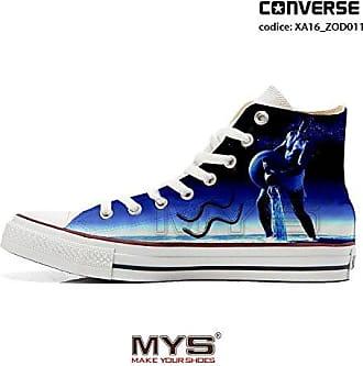 Converse All Star Hi Customized personalisierte Schuhe (Handwerk Schuhe) Farben und Themen Jamaika