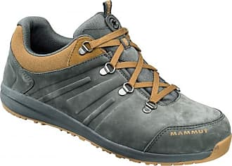 Mammut - Women's Sloper Low LTH - Sneaker Gr 4,5 grau/schwarz