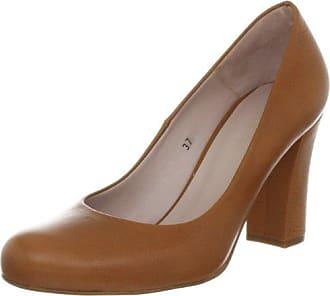 Gerry Weber Katja 01 - Zapatos de Tacón para Mujer, Color Marrón, talla36