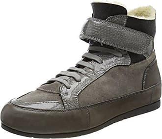 Ankle boot Botas Mujer, Gris (Grau/ELEFANT+ANTRACITE), 38 EU Manas