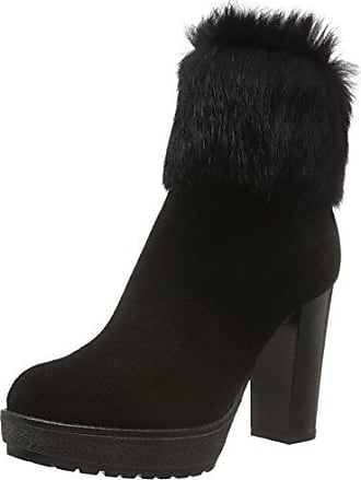 Manas boot Botas Mujer, Negro, 42 EU