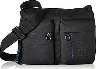 MD20 15116MN6651 Damen Handtaschenhalter 16x3x19 cm (B x H x T), Schwarz (Black 024) Mandarina Duck