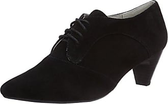 Marc Shoes 1.460.06-21/100, Damen Sandalen, Schwarz (black), EU 39 (UK 6)