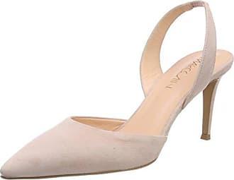 Brionne, Zapatos con Tira de Tobillo para Mujer, Beige (Taupe 75), 38 EU Jenny