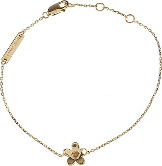 Marc Jacobs Womens Jewelry, Gold, Sterling Silver, 2017, One Size