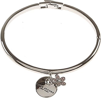 Marc Jacobs Bracelet for Women, Gold, Sterling Silver, 2017, One Size