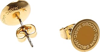 Marc Jacobs Earrings for Women, Gold, Stainless Steel, 2017, One Size