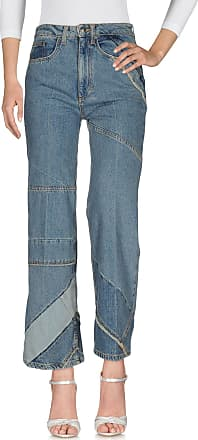 Cotton Denim Relaxed Jeans 20 cm Fall/winter Marc Jacobs